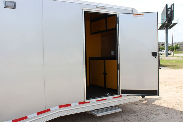 2019 Cargo Pro 24 ENCLOSED 24' - RACE TRAILER WITH CABINETS & ELECTRICAL CONROE, TX 33