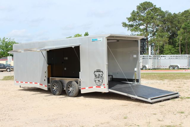 2019 Cargo Pro 24 ENCLOSED 24' - RACE TRAILER WITH CABINETS & ELECTRICAL CONROE, TX 10