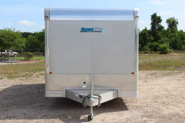 2019 Cargo Pro 24 ENCLOSED 24' - RACE TRAILER WITH CABINETS & ELECTRICAL CONROE, TX 3