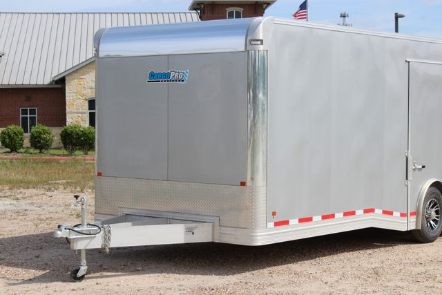 2019 Cargo Pro 24 ENCLOSED 24' - RACE TRAILER WITH CABINETS & ELECTRICAL CONROE, TX 4