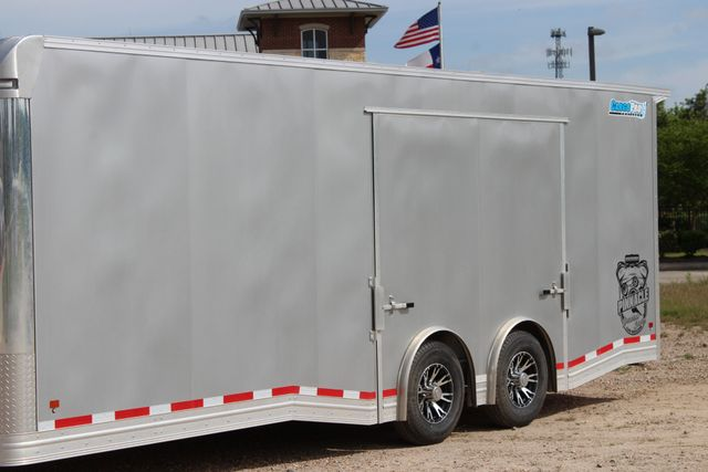 2019 Cargo Pro 24 ENCLOSED 24' - RACE TRAILER WITH CABINETS & ELECTRICAL CONROE, TX 5