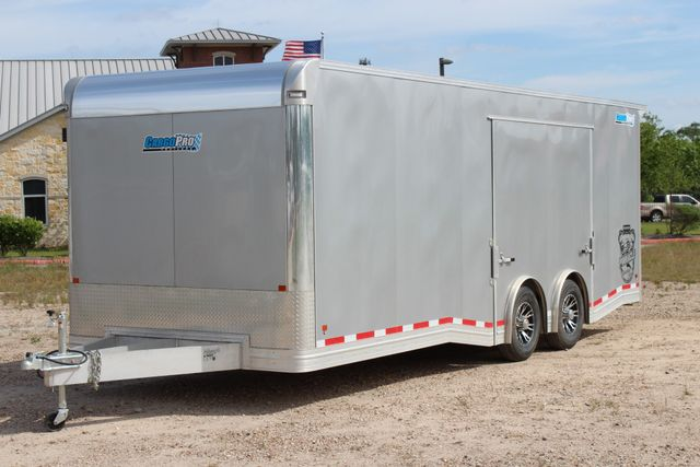 2019 Cargo Pro 24 ENCLOSED 24' - RACE TRAILER WITH CABINETS & ELECTRICAL CONROE, TX 6