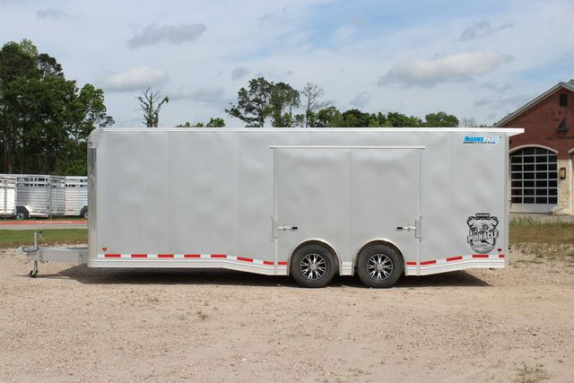 2019 Cargo Pro 24 ENCLOSED 24' - RACE TRAILER WITH CABINETS & ELECTRICAL CONROE, TX 7