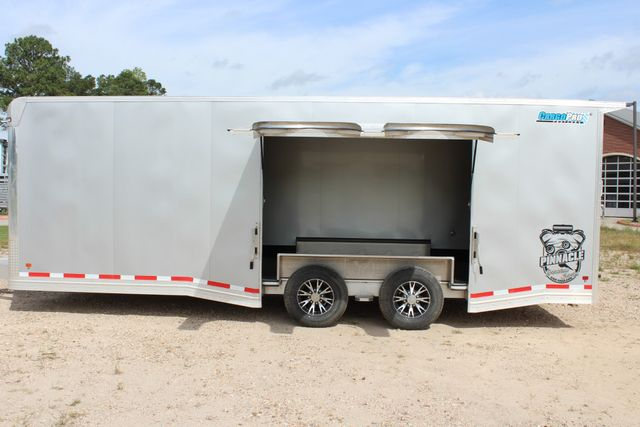 2019 Cargo Pro 24 ENCLOSED 24' - RACE TRAILER WITH CABINETS & ELECTRICAL CONROE, TX 8