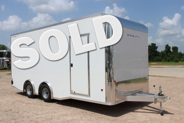 2019 Cargo Pro STEALTH 20 CONROE, TX 0