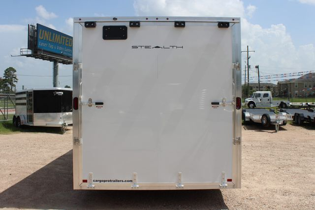 2019 Cargo Pro STEALTH 20 CONROE, TX 12