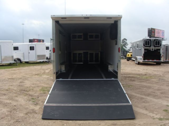2019 Cargo Pro Stealth 24' Enclosed Car Trailer CONROE, TX 15