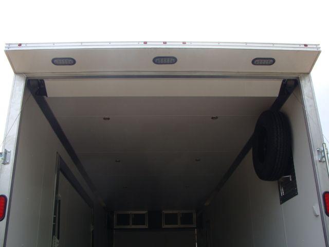 2019 Cargo Pro Stealth 24' Enclosed Car Trailer CONROE, TX 21