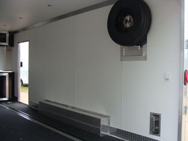 2019 Cargo Pro Stealth 24' Enclosed Car Trailer CONROE, TX 17
