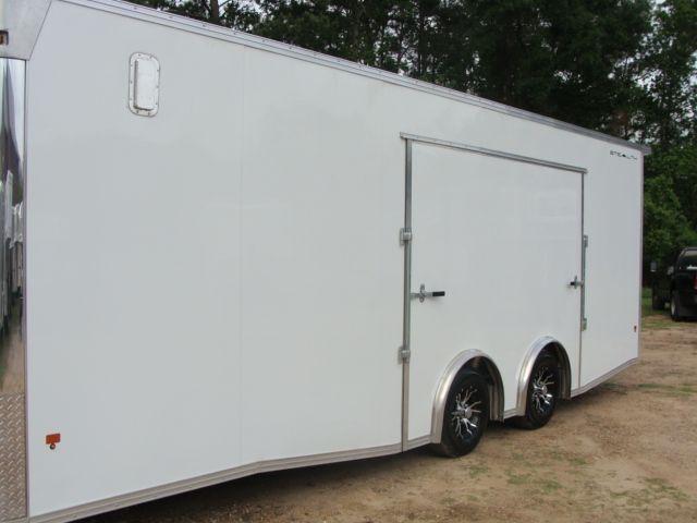 2019 Cargo Pro Stealth 24' Enclosed Car Trailer CONROE, TX 5