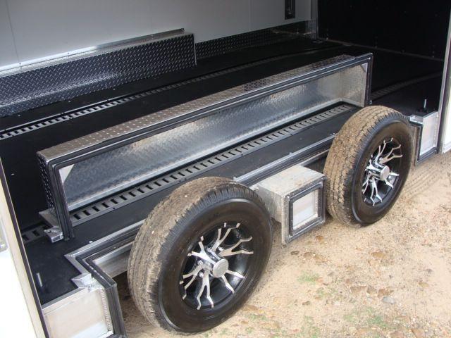 2019 Cargo Pro Stealth 24' Enclosed Car Trailer CONROE, TX 9