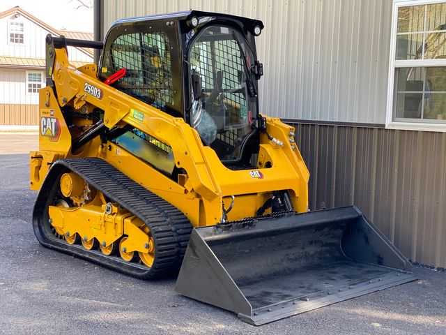 2019 Cat 259D3 ENCLOSED CAB ALL THE OPTIONS