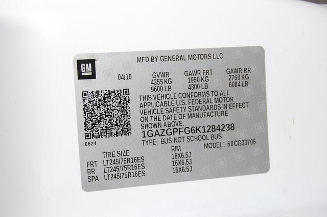 2019 Chevrolet 12 Pass. LT Charlotte, North Carolina 19