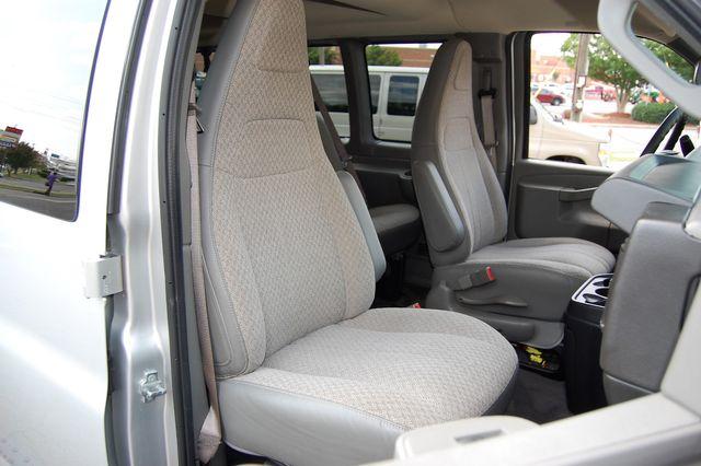 2019 Chevrolet 15 Pass. LT Charlotte, North Carolina 7