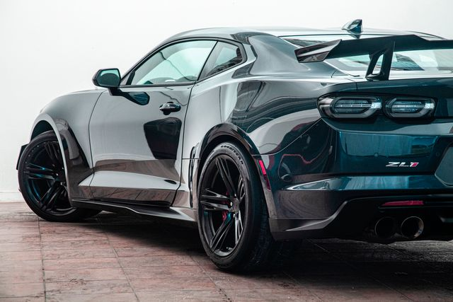 2019 Chevrolet Camaro ZL1 1LE Extreme Track Performance Package in Addison, TX 75001