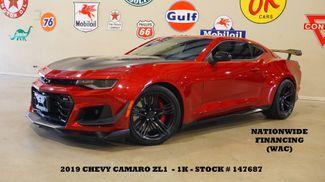 2019 Chevrolet Camaro ZL1 1LE EXTREME TRACK PKG,HUD,NAV,RECARO,1K in Carrollton, TX 75006