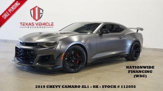 2019 Chevrolet Camaro ZL1 Coupe 1LE EXTREME TRACK PKG,HUD,RECARO,8K in Carrollton, TX 75006