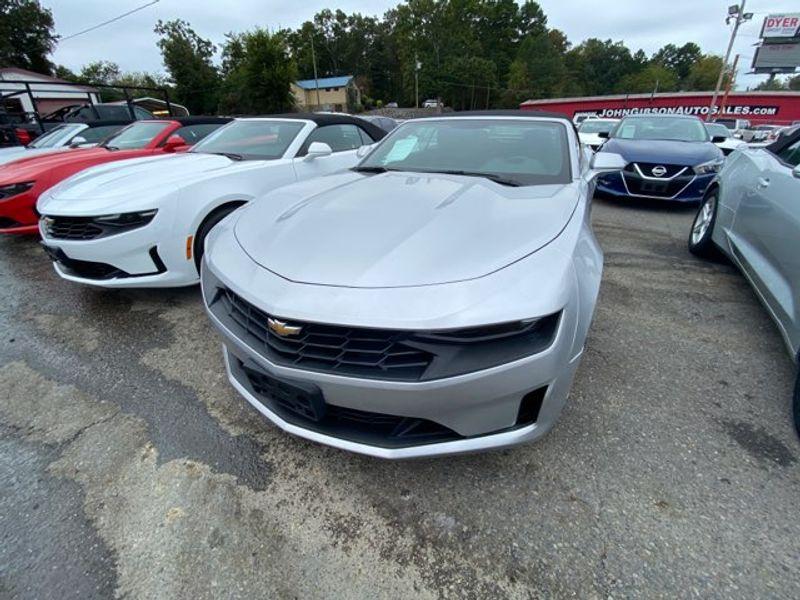 2019 Chevrolet Camaro 1LT - John Gibson Auto Sales Hot Springs in Hot Springs Arkansas