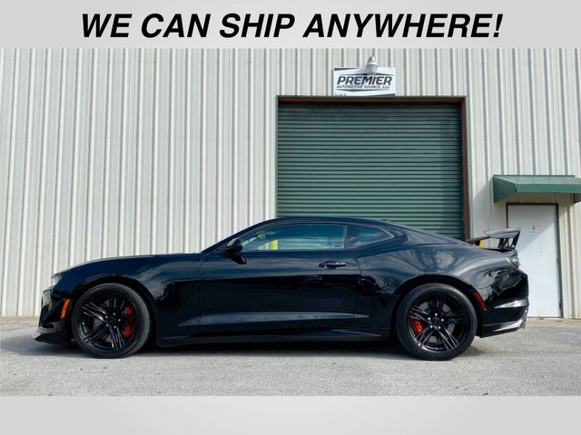 2019 Chevrolet Camaro ZL1 1LE EXTREME TRACK PERFORMANCE PACKAGE