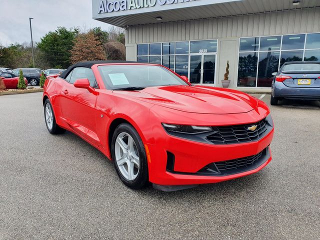 2019 Chevrolet Camaro 1LT 3.6L V6 Power Convertible Top in Louisville, TN 37777