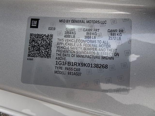 2019 Chevrolet Camaro LT Madison, NC 37