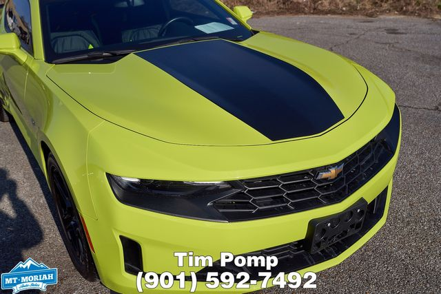 2019 Chevrolet Camaro 1LT 2 TONE LEATHER SEATS in Memphis, Tennessee 38115