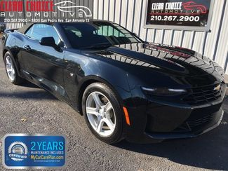 2019 Chevrolet Camaro 1LT  city TX  Clear Choice Automotive  in San Antonio, TX