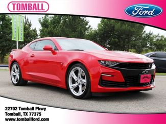 2019 Chevrolet Camaro SS in Tomball, TX 77375