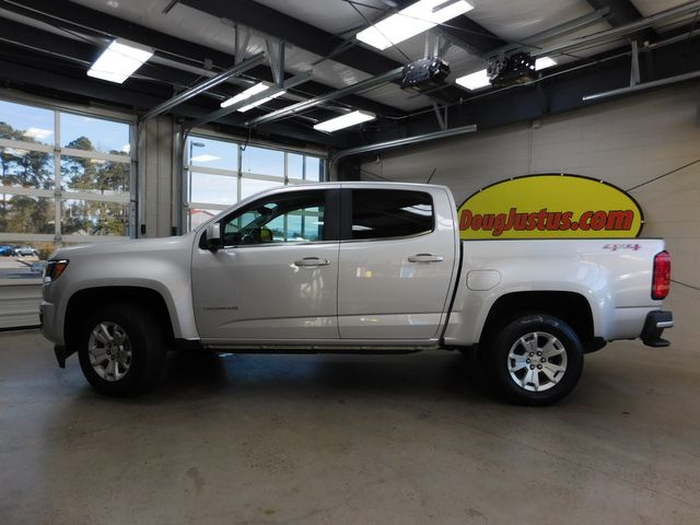 2019 Chevrolet Colorado 4WD LT in Airport Motor Mile ( Metro Knoxville ), TN 37777