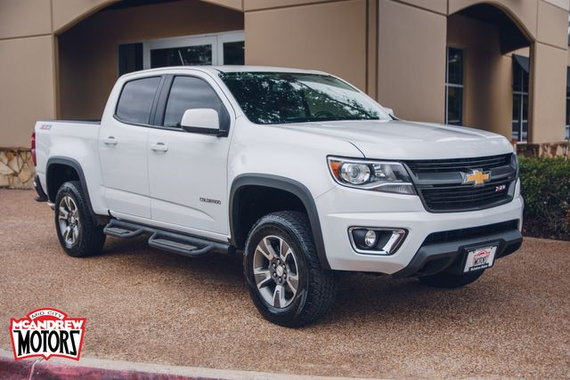 2019 Chevrolet Colorado 4WD Z71 in Arlington, Texas 76013