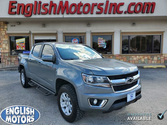 2019 Chevrolet Colorado 4WD LT in Brownsville, TX 78521