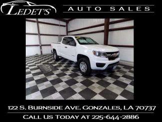 2019 Chevrolet Colorado 2WD Work Truck in Gonzales, Louisiana 70737