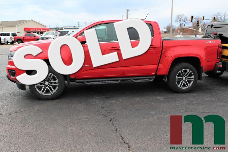 2019 Chevrolet Colorado 4WD LT   Granite City, Illinois   MasterCars Company Inc. in Granite City Illinois