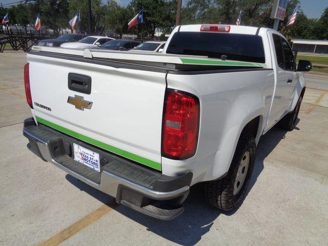 2019 Chevrolet Colorado 2WD Work Truck in Houston, TX 77075