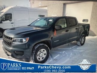2019 Chevrolet Colorado 4WD Work Truck in Kernersville, NC 27284