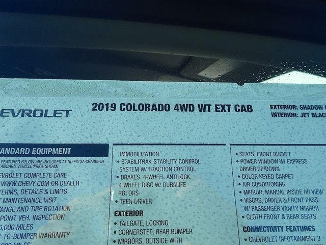 2019 Chevrolet Colorado 4WD Work Truck Madison, NC 42