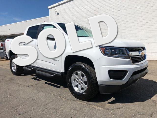 2019 Chevrolet Colorado 4WD Work Truck Madison, NC 0
