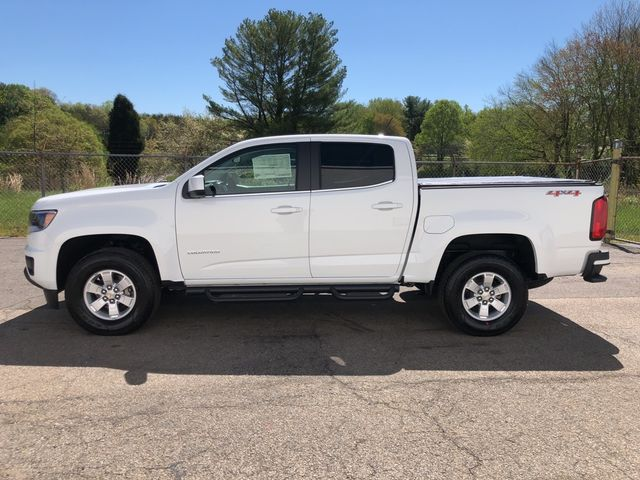 2019 Chevrolet Colorado 4WD Work Truck Madison, NC 4