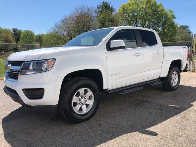 2019 Chevrolet Colorado 4WD Work Truck Madison, NC 7