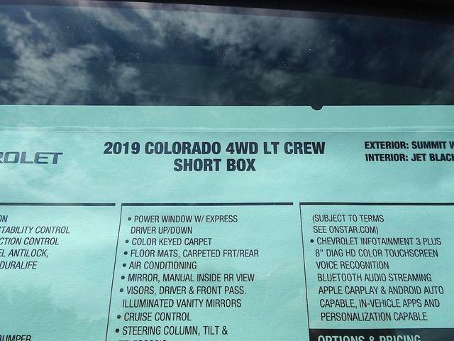 2019 Chevrolet Colorado 4WD LT Madison, NC 49