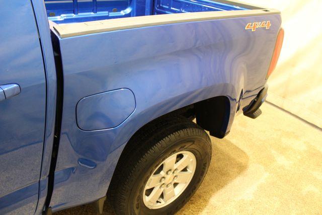 2019 Chevrolet Colorado 4WD Work Truck in Roscoe, IL 61073
