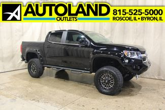 2019 Chevrolet Colorado Sca Performance 4x4 4WD LT in Roscoe, IL 61073