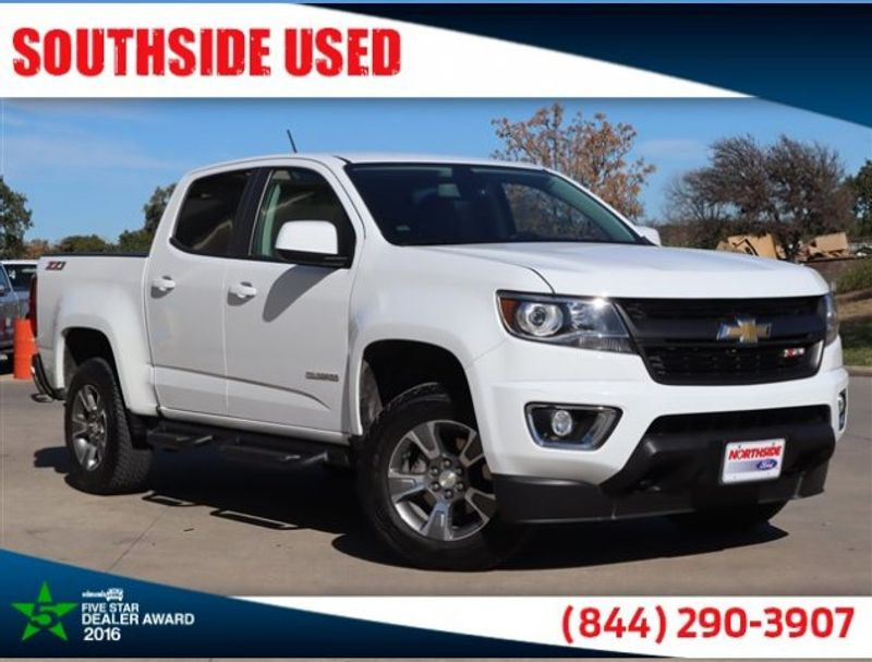 2019 Chevrolet Colorado 2wd Z71 San Antonio Tx