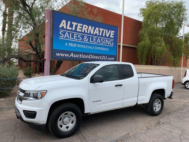 2019 Chevrolet Colorado W/T FULL MANUFACTURER WARRANTY in Mesa, Arizona 85201