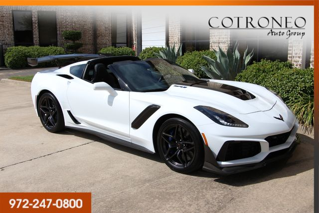 2019 Chevrolet Corvette ZR1 3ZR Coupe in Addison, TX 75001