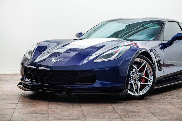 2019 Chevrolet Corvette Grand Sport With Upgrades in Addison, TX 75001