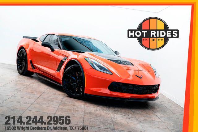 2019 Chevrolet Corvette Z06 2LZ F1A Procharged 950-HP in Addison, TX 75001