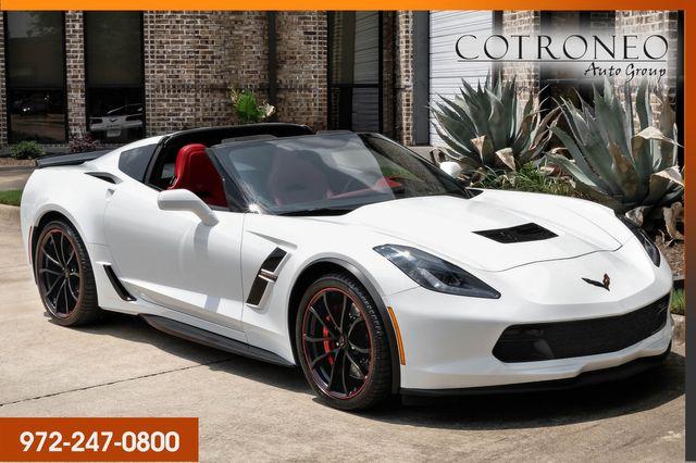 2019 Chevrolet Corvette Grand Sport 3LT Coupe