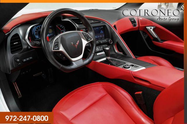 2019 Chevrolet Corvette Grand Sport 3LT Coupe in Addison, TX 75001