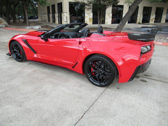 2019 Chevrolet Corvette ZR1 3ZR Austin , Texas 8